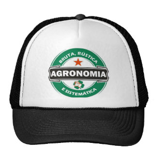 Cap Agronomy - Rude, rustic and systematic Trucker Hats
