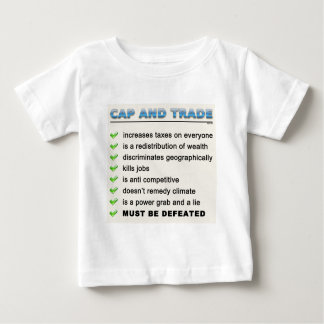 Cap And Trade Scam T Shirt
