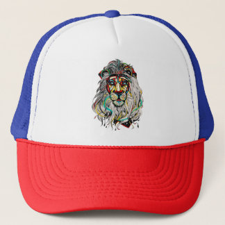 "Cap ""Colorful Lion """