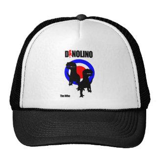 Cap Dinolino Underground Mesh Hat