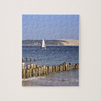 Cap-Ferret in France Jigsaw Puzzle