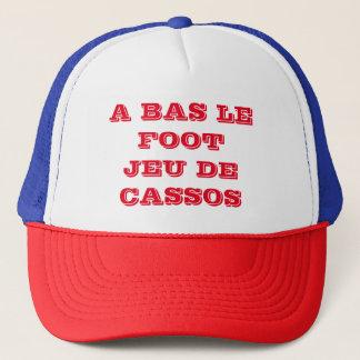 "cap ""foot play of cassos """