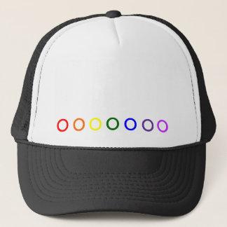 Cap Gay Pride of ring