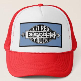 Cap Lil Red Truck