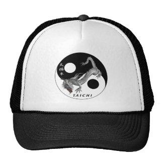 Cap logo Dragoon taichi Trucker Hats