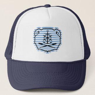 cap marine Ursus logo arctos