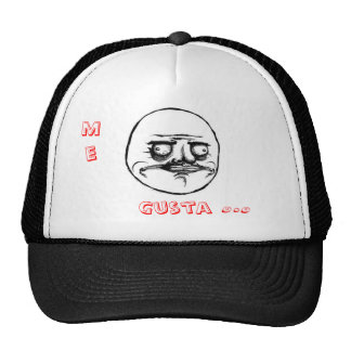 Cap meme - Me gusta Trucker Hat