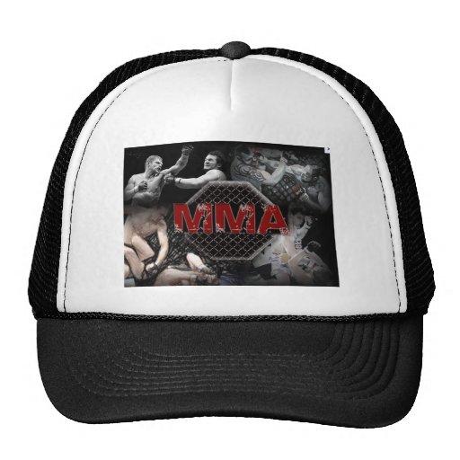 Cap MMA Trucker Hats