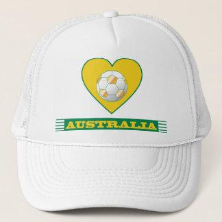 CAP NATIONAL AUSTRALIA TEAM 1 white color