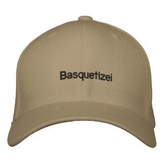 Cap of baseball basquetizei
