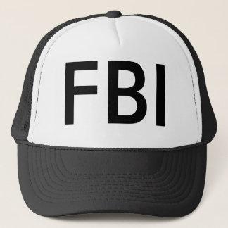 Cap of FBI