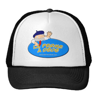 cap (other models available) trucker hat