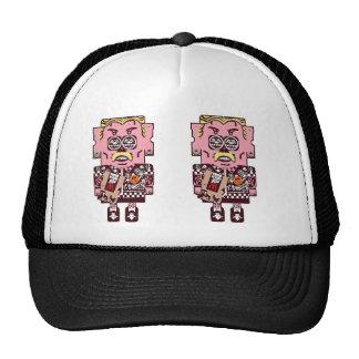 cap series zampabollos. mesh hat