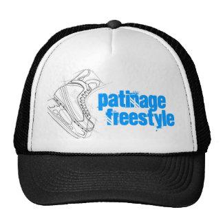 cap skating freestyle mesh hats