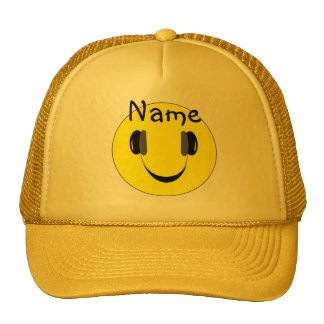 Cap Smiley music to be personalized