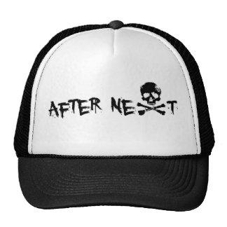 Cap Soon After Skull