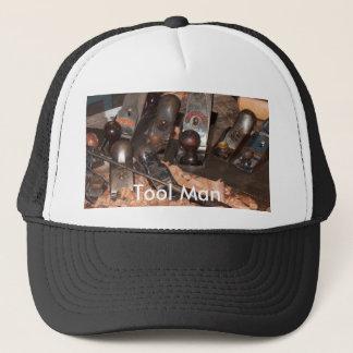 Cap/Tools Trucker Hat