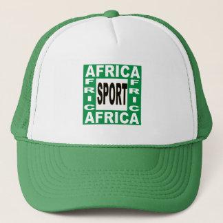 CAP TRUCKER AFRICA SPORT
