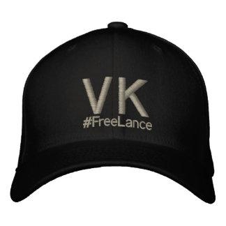 Cap VK #freelance Embroidered Hat