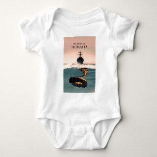 """Capa do livro """"Um Deus em Humaitá"""" Baby Bodysuit"""