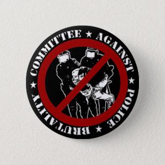 capb logo 6 cm round badge
