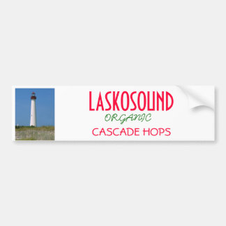 Cape%20May%20Lighthouse1, LASKOSOUND, ORGANIC, ... Bumper Sticker