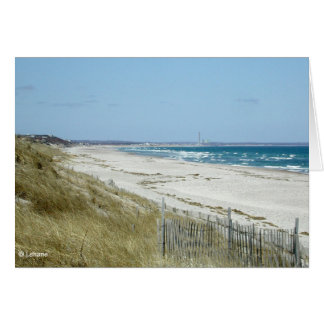 Cape Beach--thinking of you Card