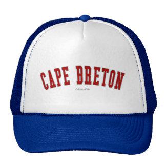 Cape Breton Cap