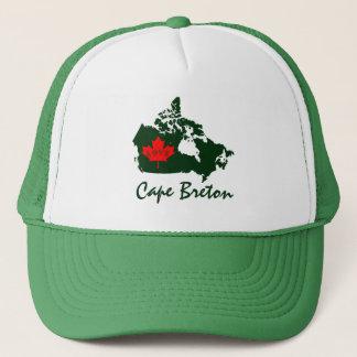 Cape Breton Customizable Love Province Canada hat