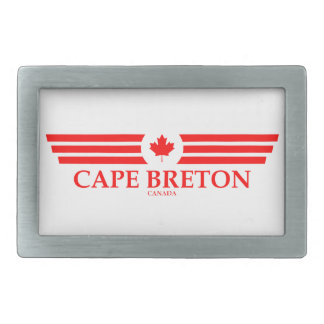 CAPE BRETON RECTANGULAR BELT BUCKLE