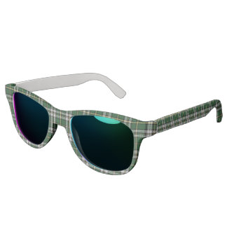 Cape Breton tartan custom plaid  Sunglasses