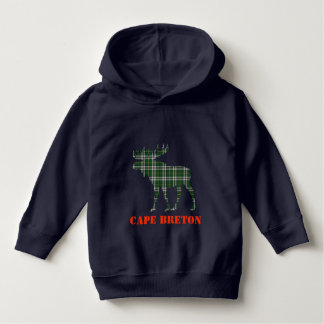 Cape Breton Tartan plaid moose customizable shirt