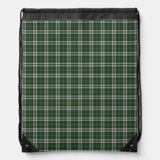 Cape Breton Tartan Travel drawstring Bag