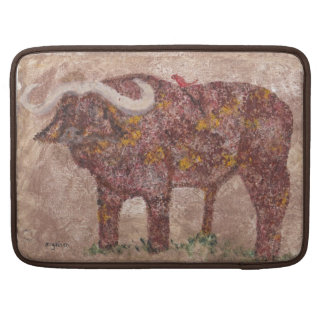 Cape Buffalo 15 Inch MacBook Pro Rickshaw Sleeve Sleeve For MacBooks