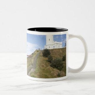 Cape Byron Lighthouse, Cape Byron (Australia's 2 Two-Tone Mug