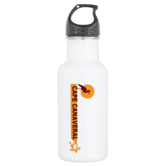 Cape Canaveral - Beach Design. 532 Ml Water Bottle