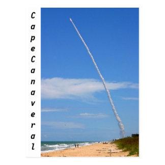 Cape Canaveral Postcard