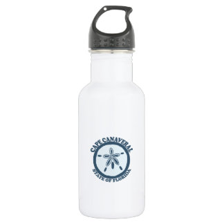 Cape Canaveral - Sand Dollar. 532 Ml Water Bottle