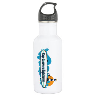 Cape Canaveral -  Surf. 532 Ml Water Bottle