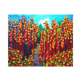 Cape Cod Autumn Canvas Print