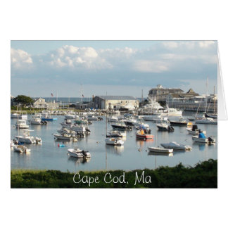 "Cape Cod Card, ""Wishing You Were Here"" Card"