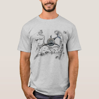 Cape Cod Great White T-Shirt
