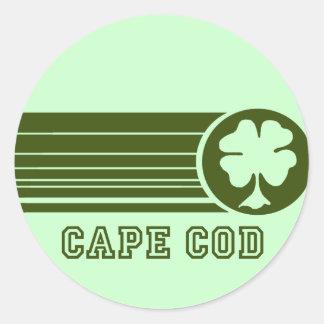 Cape Cod Irish Sticker