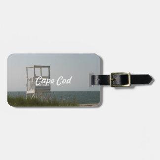Cape Cod Luggage Tag