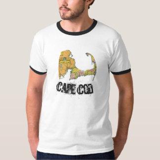 Cape Cod Map Men's Shirt 2