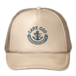Cape Cod Massachusetts Cap