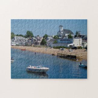 Cape Cod  Massachusetts. Jigsaw Puzzle