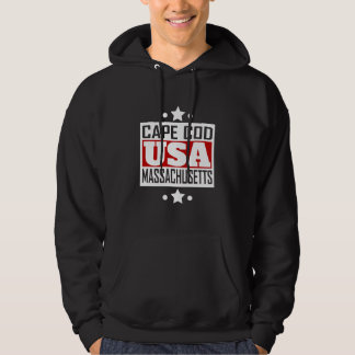 Cape Cod Massachusetts USA Hoodie