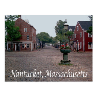 Cape Cod  Nantucket, Massachusetts Postcard