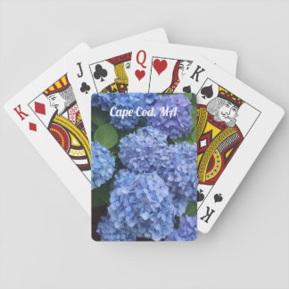 CAPE COD PLAYING CARDS
